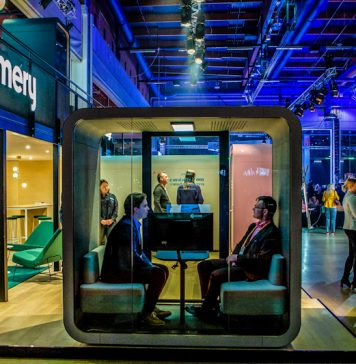 Framery Pods Silence Open Office Article