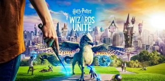 Harry Potter Wizards Unite Review Keyart AR Location Based Mobile Game Comparison