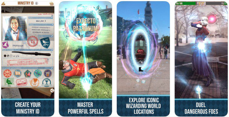 Harry Potter Wizards Unite Review Screenshots 1