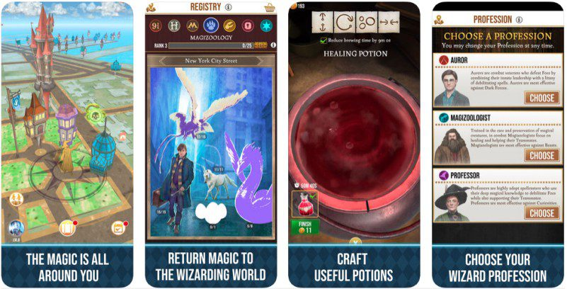 Harry Potter Wizards Unite Review Screenshots 2