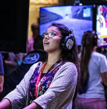 Women At E3 Trying Out New Games List Release Dates Announcements 2019 Female Gamer