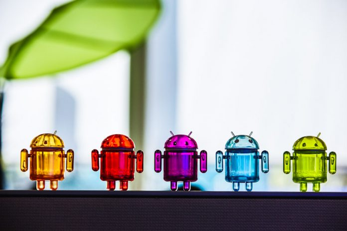 Android Figures By Google