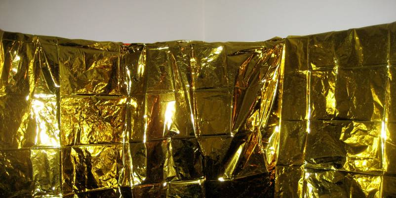 Rescue Blanket Golden