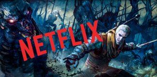 The Witcher Netflix New Netflix Show TV Series 1