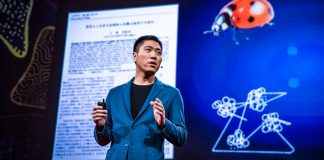 Jun Wang TED Talks Vancouver 2017 how digital DNA could help you make better health choices