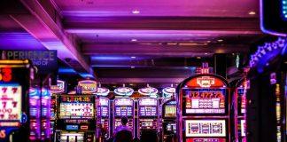 Online Casino Tips Slots Machines Photo Lights