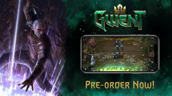 Gwent iPhone iOS Witcher Card Game Mobile