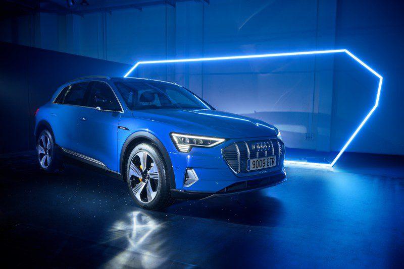 Audi E-Tron Room Hyper-Reality Experience