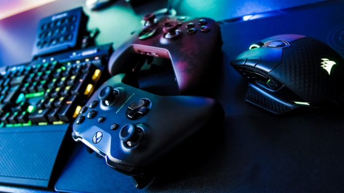 How digital tech has revolutionized the gaming industry xbox controller mouse gaming keyboard