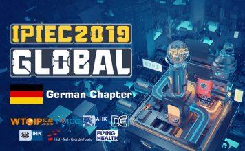 IPIEC WTOIP German Chapter Startup Pitch Event