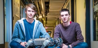 MIT Mini Cheetah Robotics News Benjamin Katz Jared Di Carlo EECS Professor Russ Tedrake Sitting