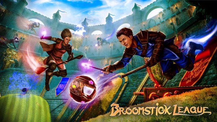 Broomstick League