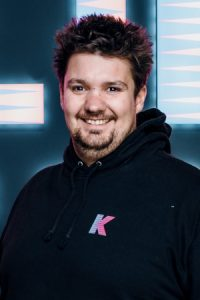 Daniel, Co-CEO and Co-founder Crop
