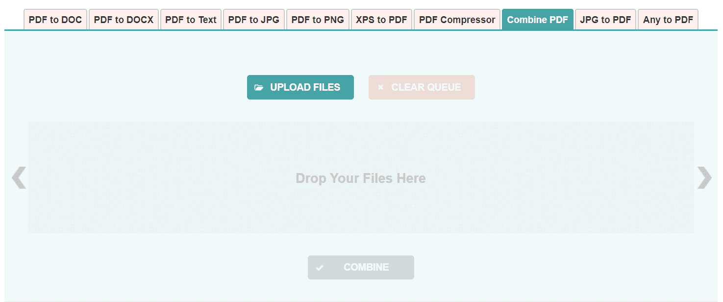How To Merge and Combine PDF Files