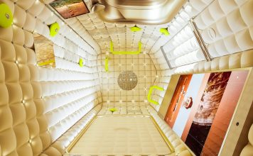 Axiom Space Station News ISS Plans SpaxeX Interior Concept Photo