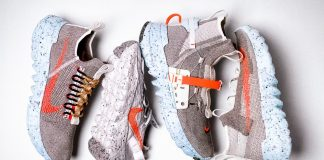 NIKE-SPACE-HIPPIE-Sustainable-Sneakers-Fashion-News-Model-Trash-Recycled-Shoes