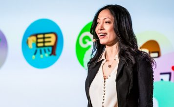 ShaoLan Hsueh TED Talk Conference Event Learning Chinese Presentation Video