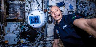 Luca Parmitano CIMON-2 ISS ESA Airbus IBM