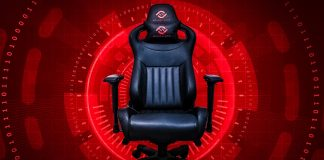 SenseForce Gaming Chair Extreme iFeel German Startup