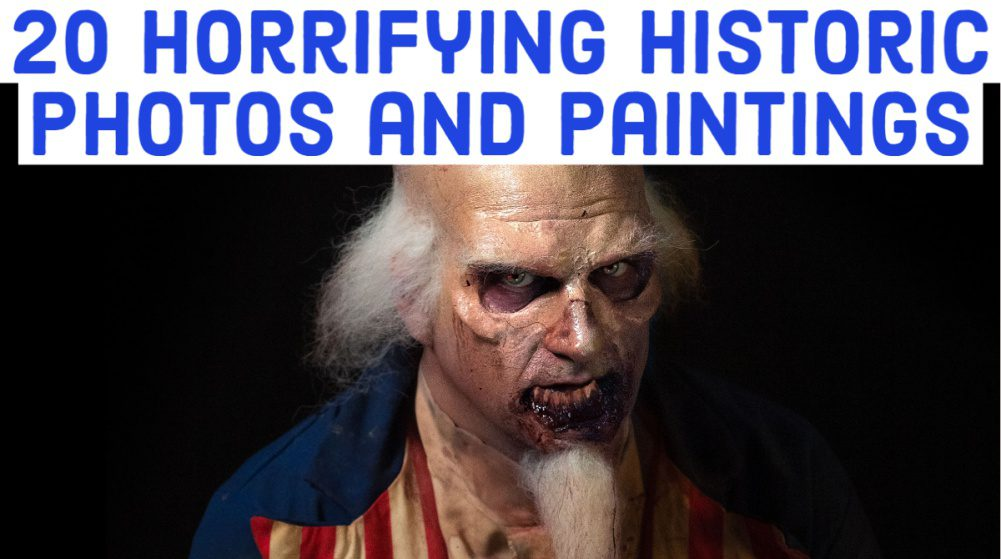 Shockin Historic Images Photos Paintings Clickbait Articles
