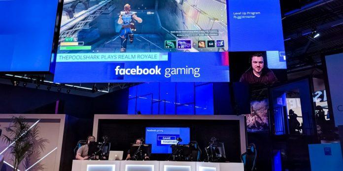 Facebook Gaming Streaming Game Streamer News Microsoft Mixer Service Ends Crop