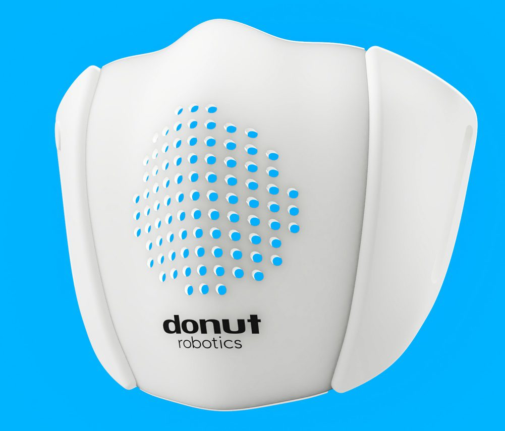 Donut Robotics Translation Mask