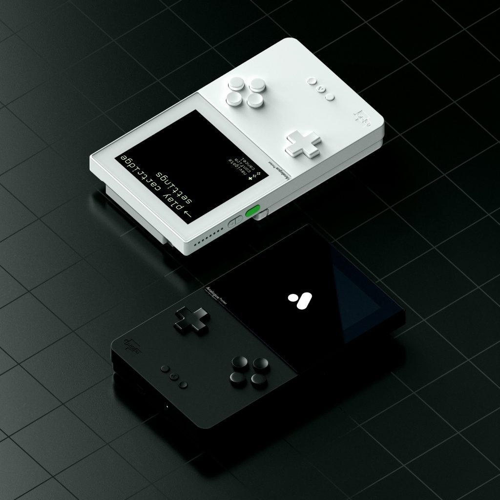 Analogue Pocket Multiplayer Handheld Console