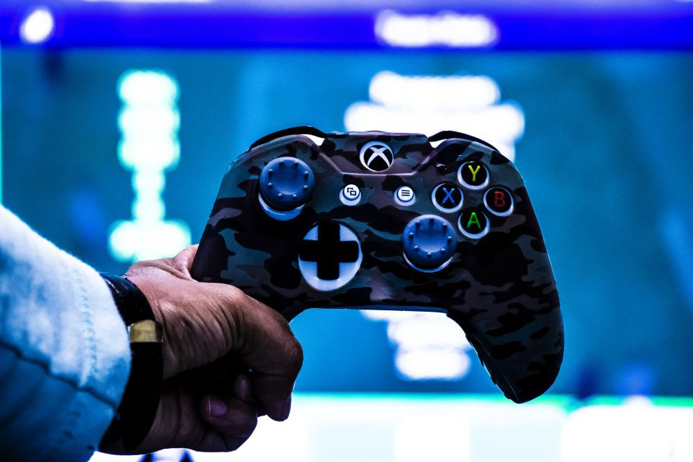 Xbox One Controller Custom Gaming What Games Are Good For Virtual Photography Mods PC Console Photo Mode