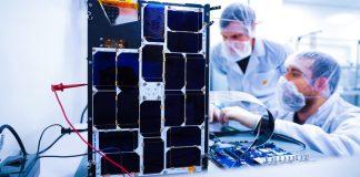 Intel AI Satellite PhiSat-1 ESA Movidius Myriad 2 Vision Processing Unit VPU Ubotica Cosine
