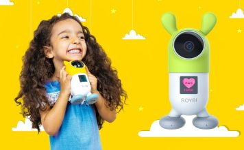ROYBI STEM Learning Robot Toy