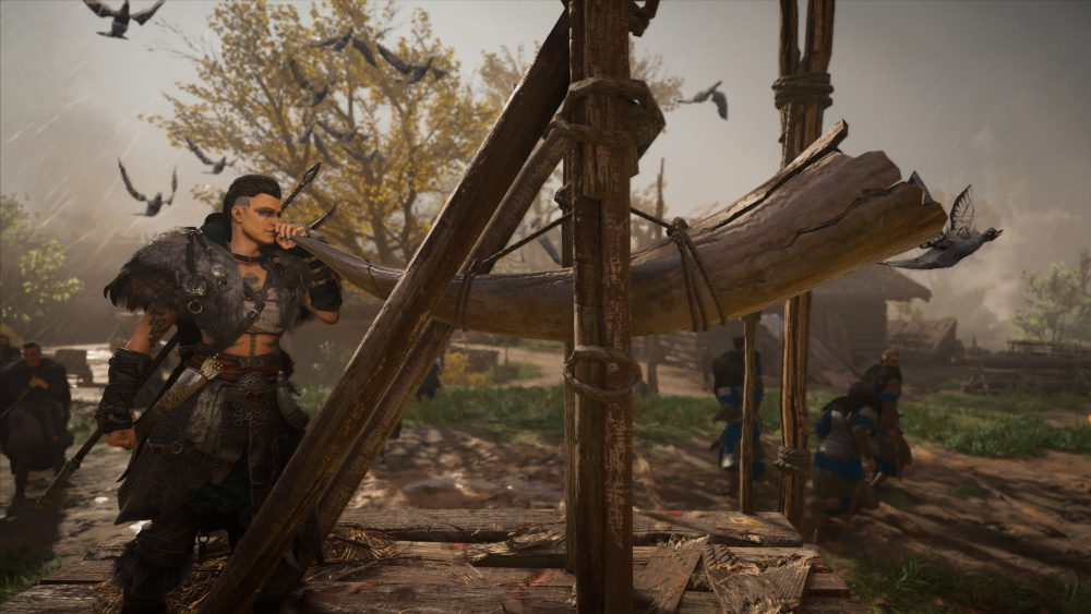 Ubisoft Assassins Creed Valhalla Review Raid Horn Alarm