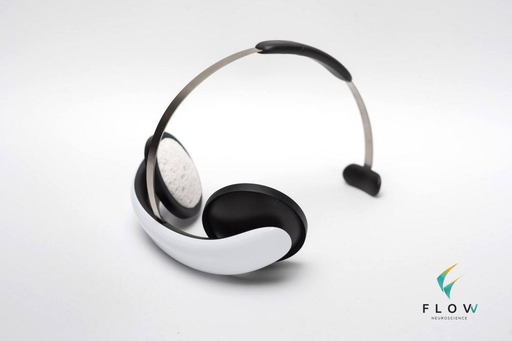 Flow headset 1 with LOGO