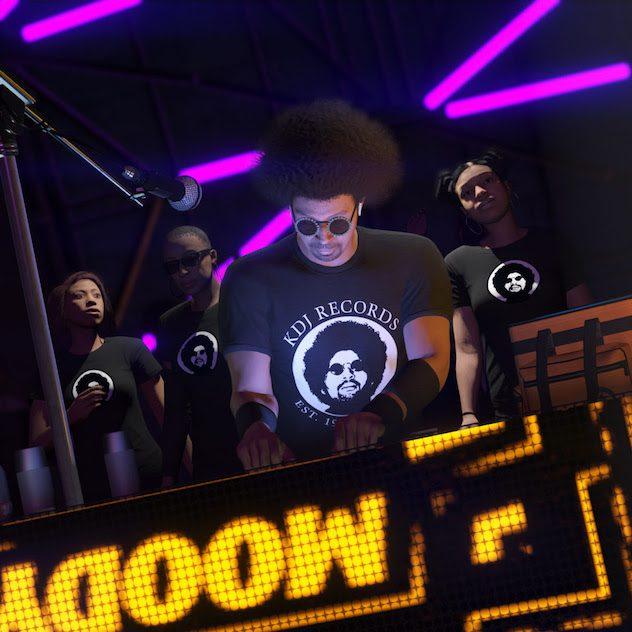 GTA Online Moody Club DJ News