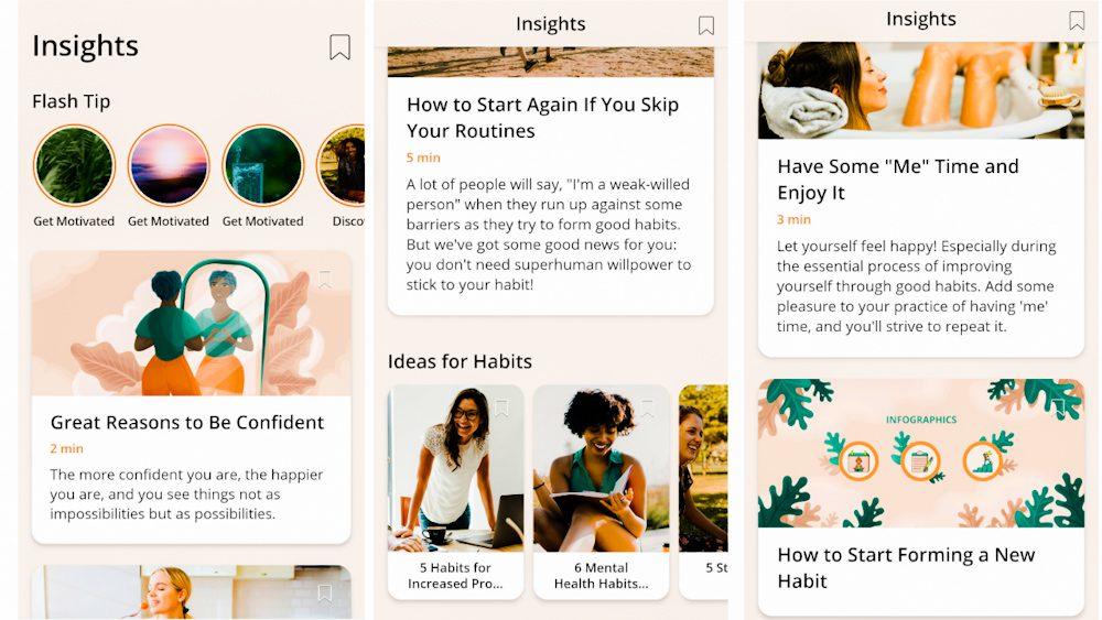Habio Habit Tracker App