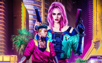 Cyberpunk 2077 Key Art Review 2021 Xbox Series X
