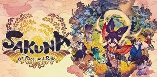 Sakuna Of Rice and Ruin XSEED Anime Style RPG