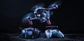 DJI FPV_Reinvents_The_Drone_Flying_Experience_With_The_DJI_FPV