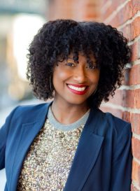 GWC incoming CEO - Tarika Barret - Headshot
