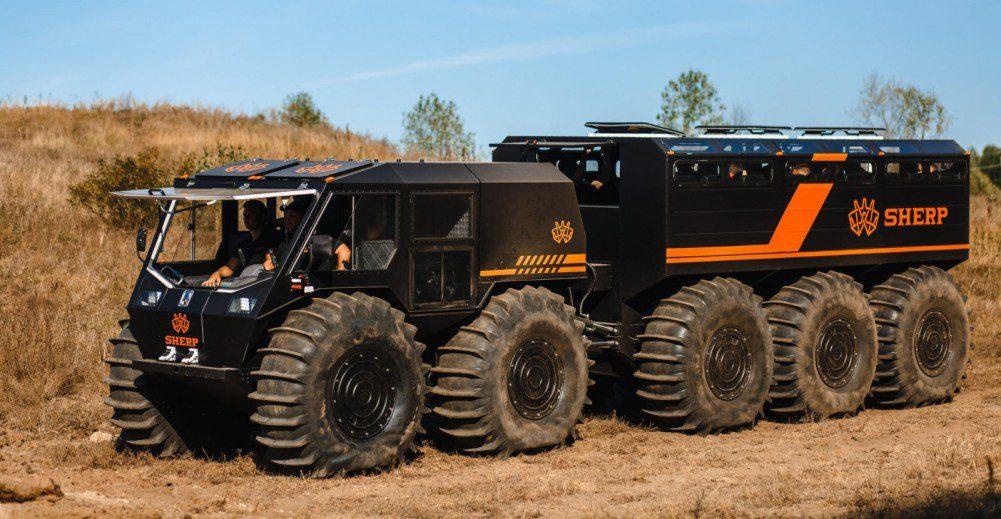 SHERP the Ark 3400 Truck