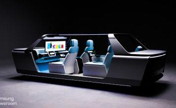 Samsung Digital Cockpit