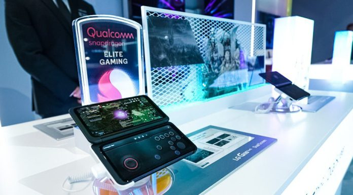 CES 2020 LG G8X Smartphone Dual Screen Closing Mobile Business Unit News Gaming