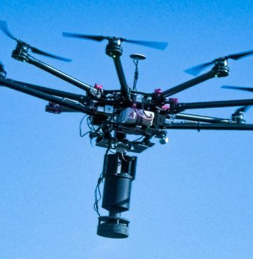 CO2 Revolution Starts Smart Reforestation With iSeed Dropped By Drones