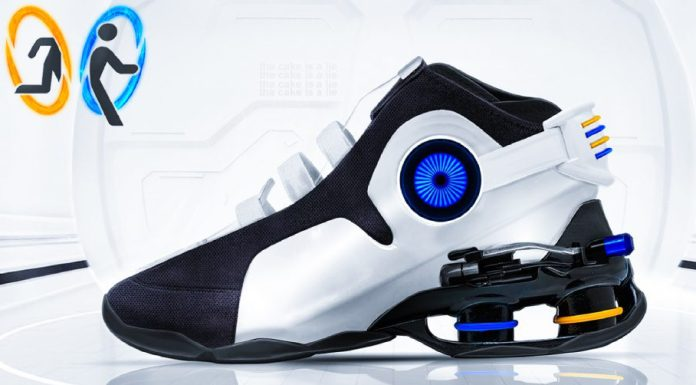 Check out these lovely gamer shoes