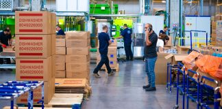 Boston Dynamics Introduces Stretch for Warehouse Automation