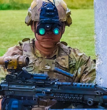 L3HARRIS TECHNOLOGIES EQUIPS US ARMY'S 82ND AIRBORNE DIVISION WITH ENHANCED NIGHT VISION GOGGLE – BINOCULAR