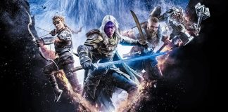 Dungeons and Dragons Dark Alliance Is Maybe Not What You Expected Review - Keyart