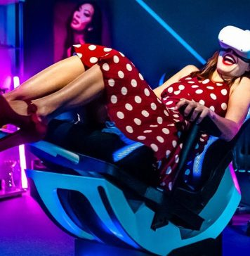 Elevate Your VR Experience with Motion Simulator Yaw2