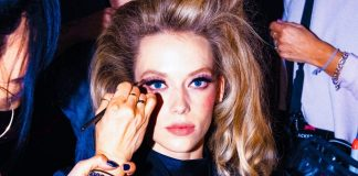 How to Use Technology to Identify New Fashion Trends - Female Model Makeup