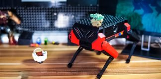 TiBeast Is an Interactive and Customizable Robot