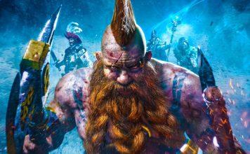 Warhammer Chaosbane Review Keyart